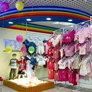 Детские магазины Увельского