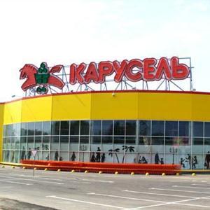 Гипермаркеты Увельского