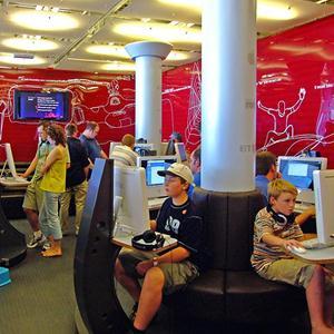 Интернет-кафе Увельского