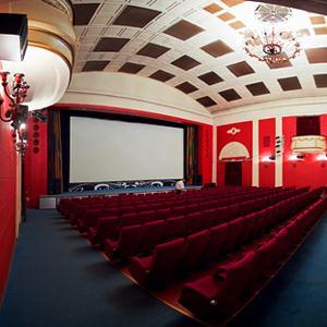 Кинотеатры Увельского