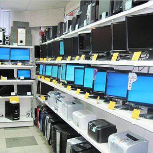 Компьютерные магазины Увельского