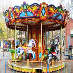 Парки культуры и отдыха Увельского