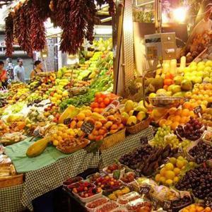 Рынки Увельского