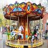 Парки культуры и отдыха в Увельском