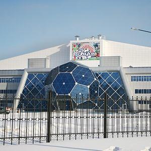Спортивные комплексы Увельского