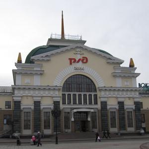Железнодорожные вокзалы Увельского
